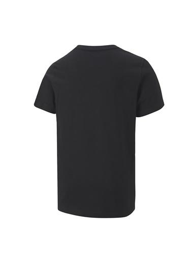 Puma Puma 58127901 Alpha Summer Tee Siyah Erkek Çocuk T-Shirt Siyah